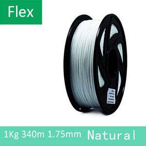 WOOD/PETG/TPU=FLEX/NYLON/TABS  filament plastic YOUSU for 3d printer ANET ENDER/ 1kg 340m/diameter 1.75 mm/ shipping from Moscow