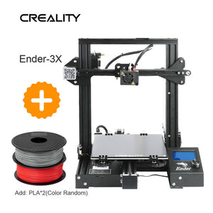 CREALITY 3D Ender-3/Ender-3X 3d Printer Kit Ender-3 Series 3D Printer Ship From US/Russia/Spain/UK/DE/CZ warehouse