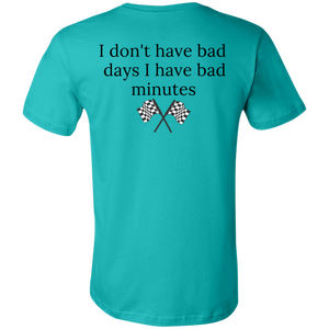 green bad days t-shirt