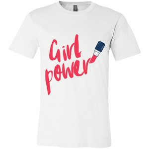 Girl Power Short Sleeve T-Shirt - Fonbags.com