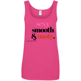 Sexy smooth and Nasty Women's Tank top - Fonbags.com