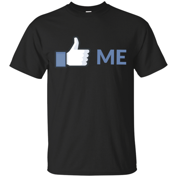 Like Me t shirt 100% ringspung cotton - Fonbags.com