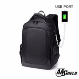 black bullet proof backpack