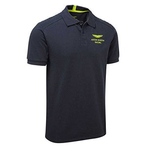 Aston Martin Racing Team Travel Poloshirt 2017 L Blue