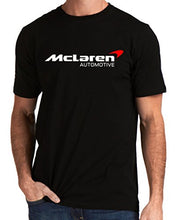 EmoBug McLaren Automotive Logo Men's T-Shirt