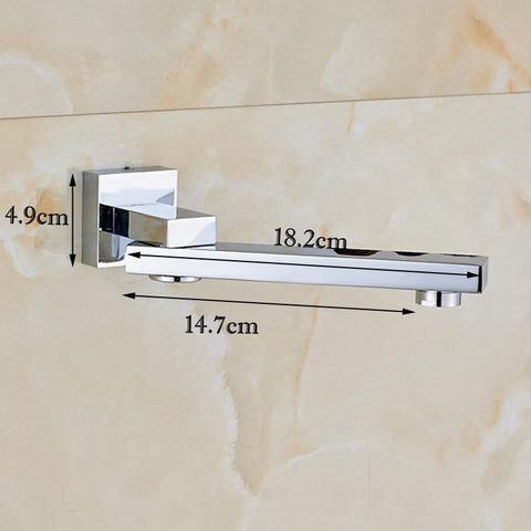 8 - 12 inch Temperature display wall mount Led light shower - CAPPELLA Cappella FLUXURIE.COM