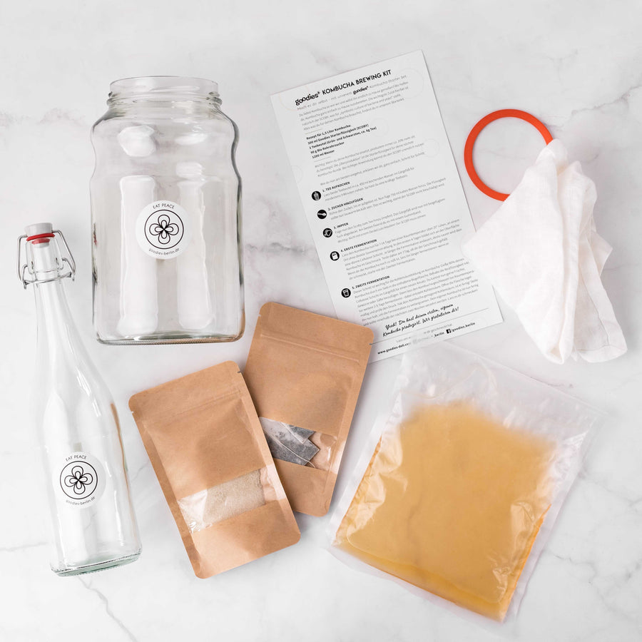 Kombucha DIY Brew Set
