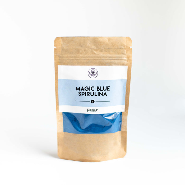 Magic Blue Spirulina - blaues Spirulina