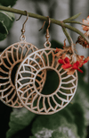 Marfa Hoop Earrings - Olive Gypsy Boutique