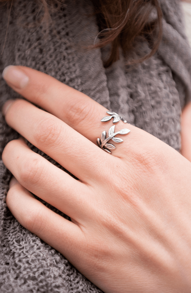 Hiouchi Jewels - Let It Grow Ring | Silver