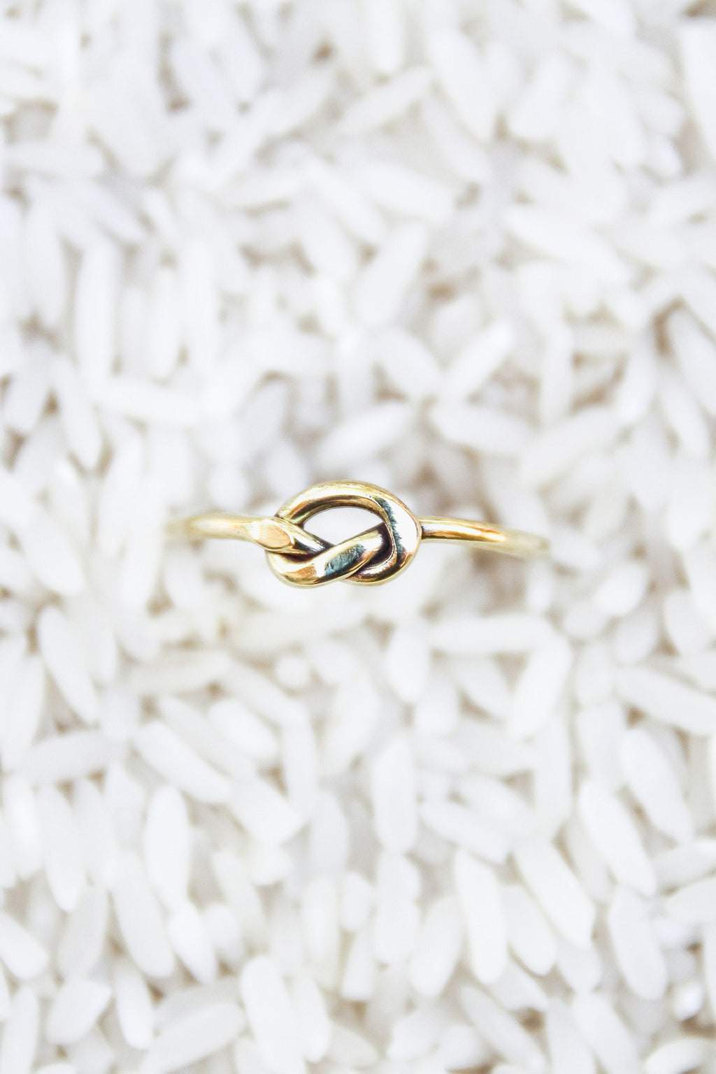 Knot Ring - Gold - Olive Gypsy Boutique