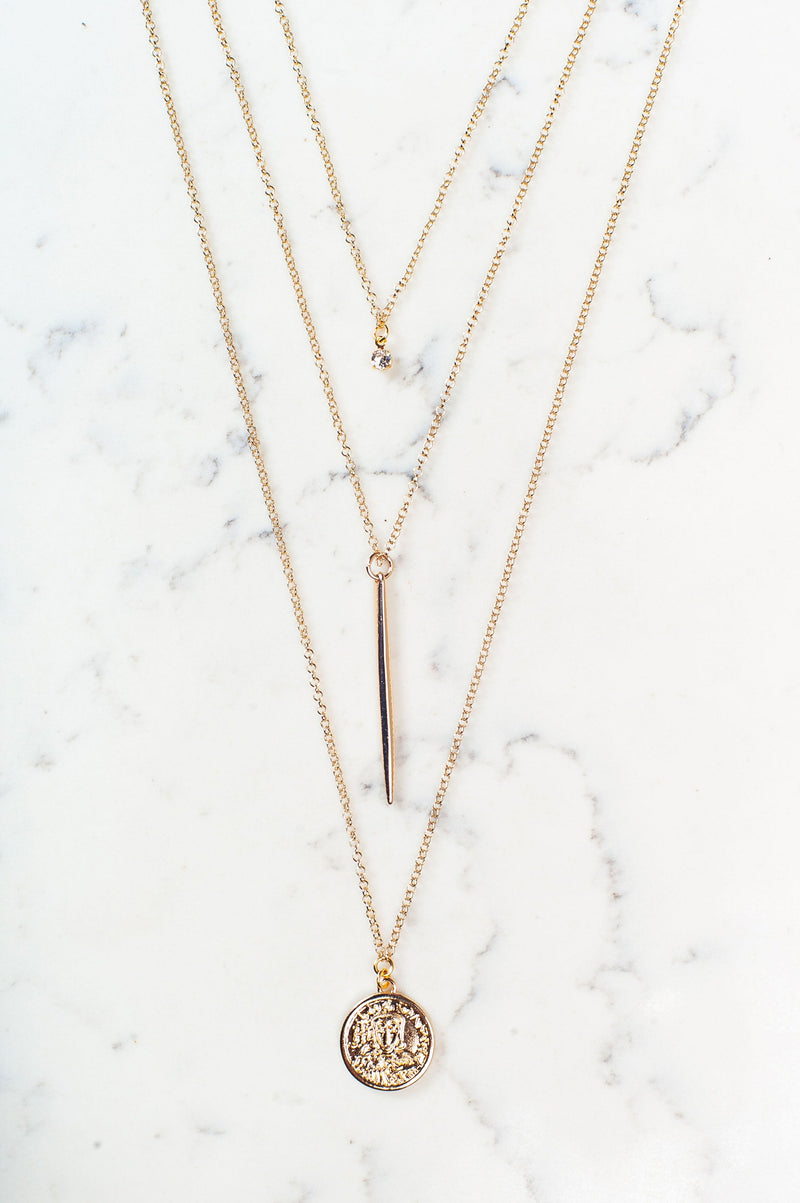 Tahiti Layering Necklace