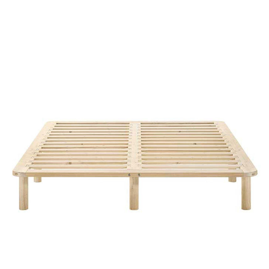 KARTA Wooden Platform Bed Base Bed Base Bedroom Factory