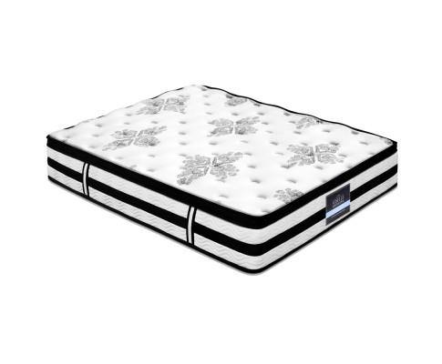 PREMIER EXTRA THICK Euro Top Mattress Mattress Bedroom Factory