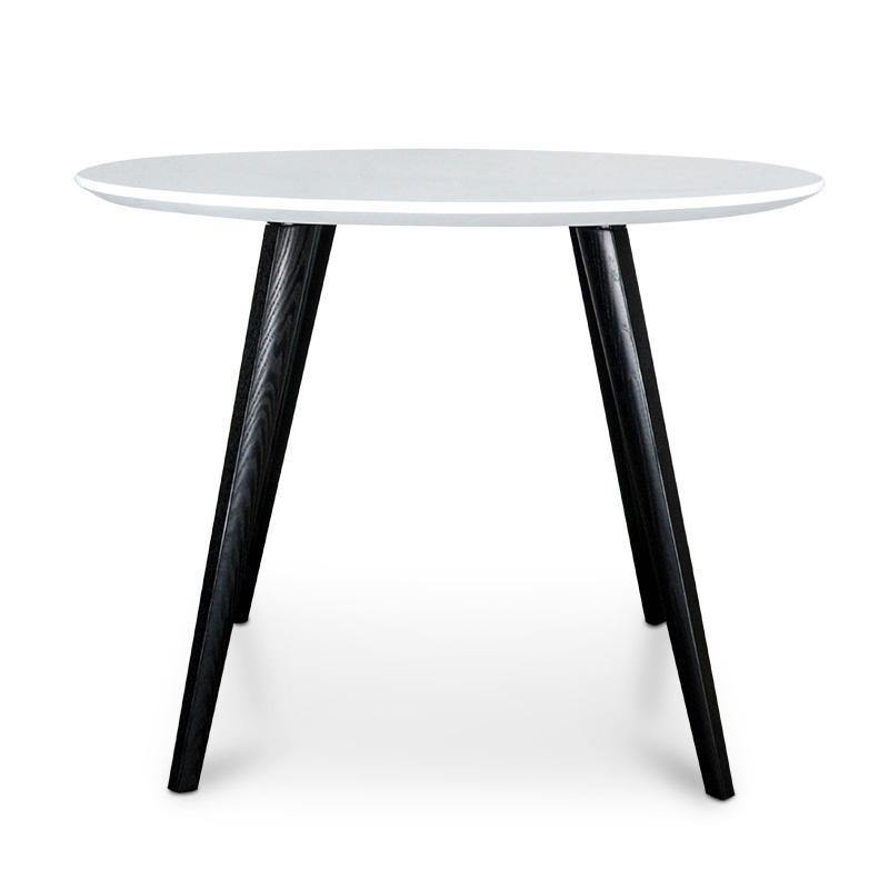 ASHA round dining table DINING TABLE Bedroom Factory