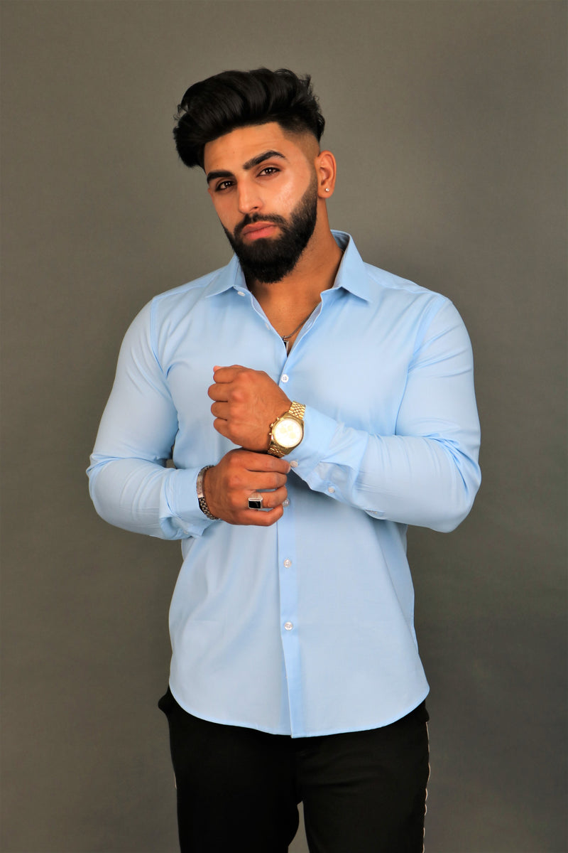 Premium Light Blue Shirt