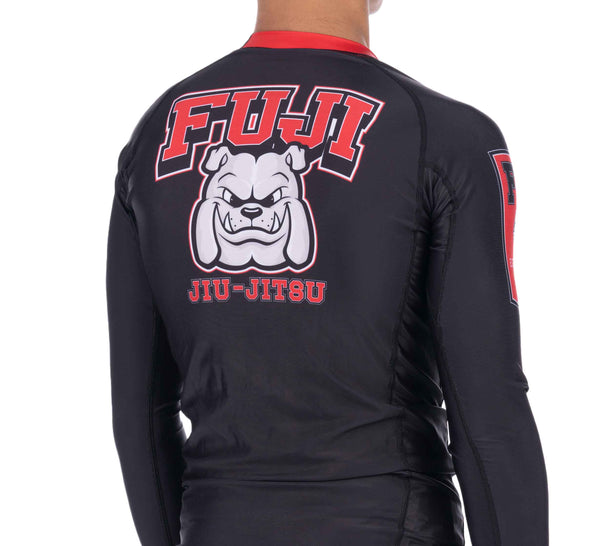 Bull Dog Long Sleeve Rashguard