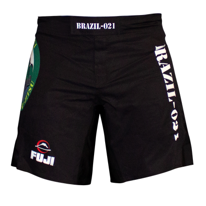 BRAZIL 021 Fight Shorts