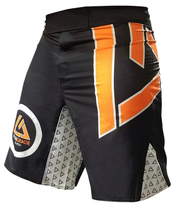 Rilion Gracie Fight Shorts