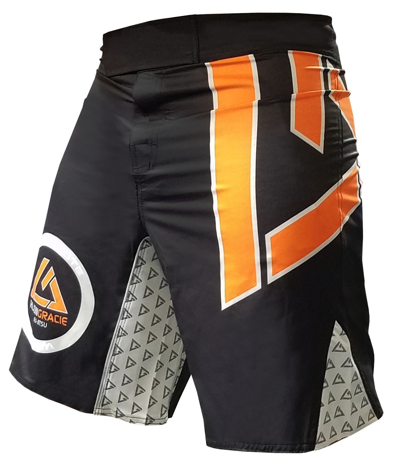 Rilion Gracie Fight Kids Shorts
