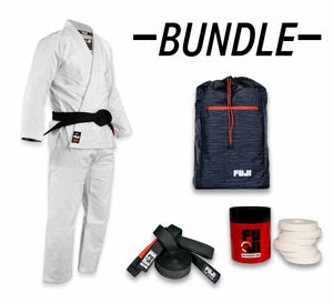 Lightweight BJJ Gi Bundle (4 items)