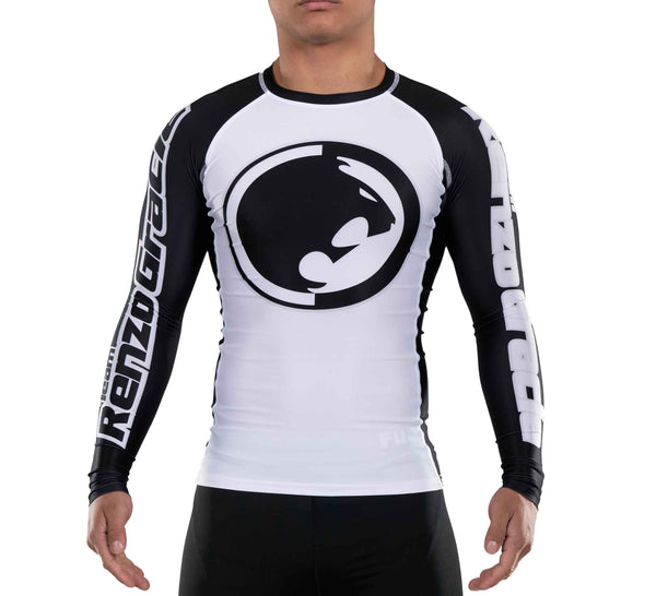 Renzo Gracie 2020 Ranked Long Sleeve Rashguard