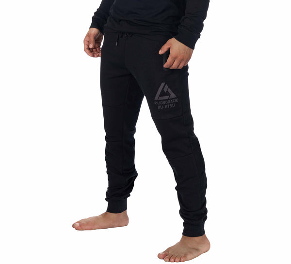 Rilion Gracie Blackout Joggers