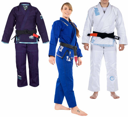 3 Jiu Jitsu Women's Gi Bundle