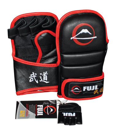 Hybrid MMA Training Gloves