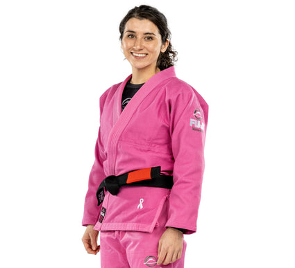 Pink All Around Womens BJJ Gi