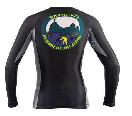 BRAZIL 021 Youth Rashguard