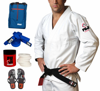 All Around BJJ Gi Bundle (5 Items)