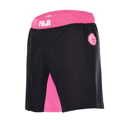 Essential Grappling Girls Pink Fight Shorts