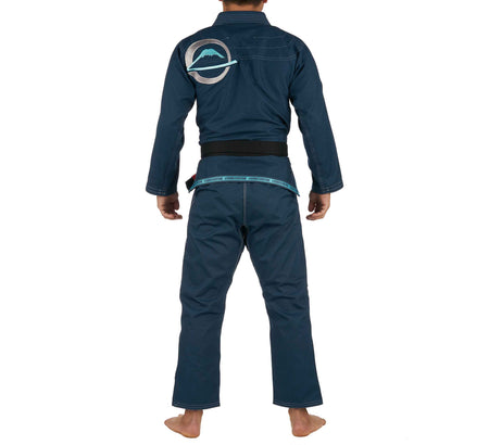 LIMITED EDITION: Submit Everyone Men's BJJ Gi Teal