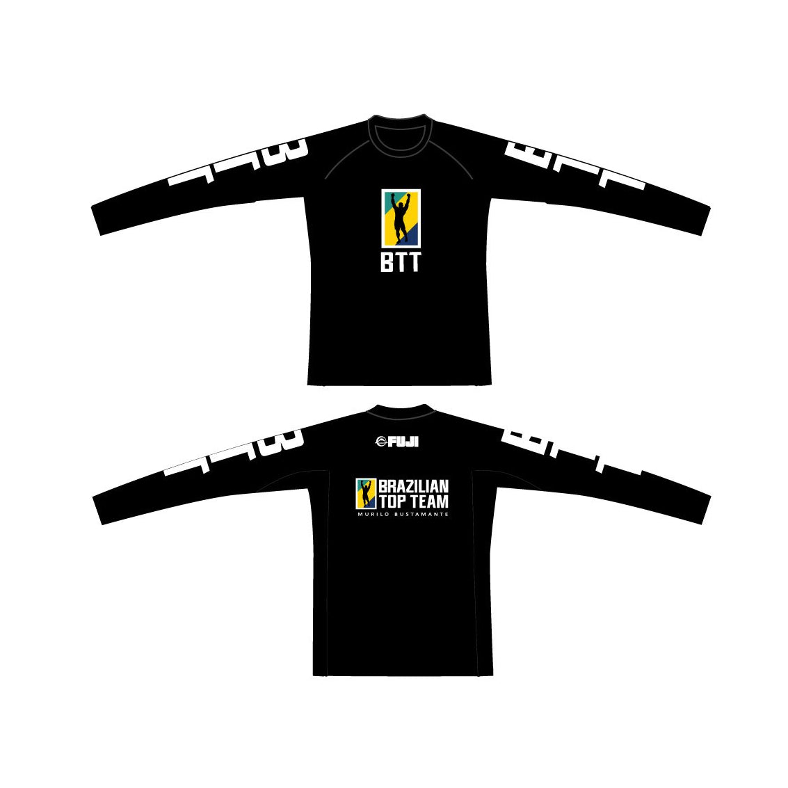 BTT Kids Long Sleeve Rashguard