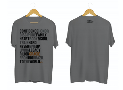 Rilion Gracie Confidence T-Shirt