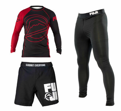 Drillers Men's Nogi Bundle (3 Items)