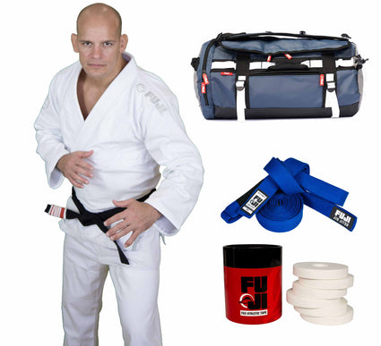 Elemental BJJ Gi Bundle (4 Items)