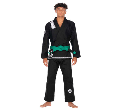 Submit Everyone Kids Black Gi