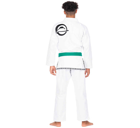 Submit Everyone Kids White Gi