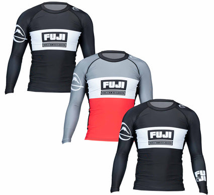 Franchise Longlseeve Rashguard 3-Pack Bundles (3 Items)