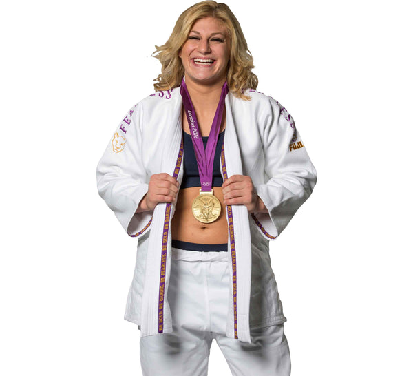 Fearless Single Weave Judo Gi By Kayla Harrison