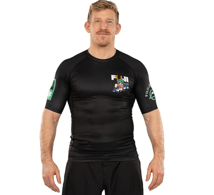 Luck of the Irish Short Sleeve Rashguard