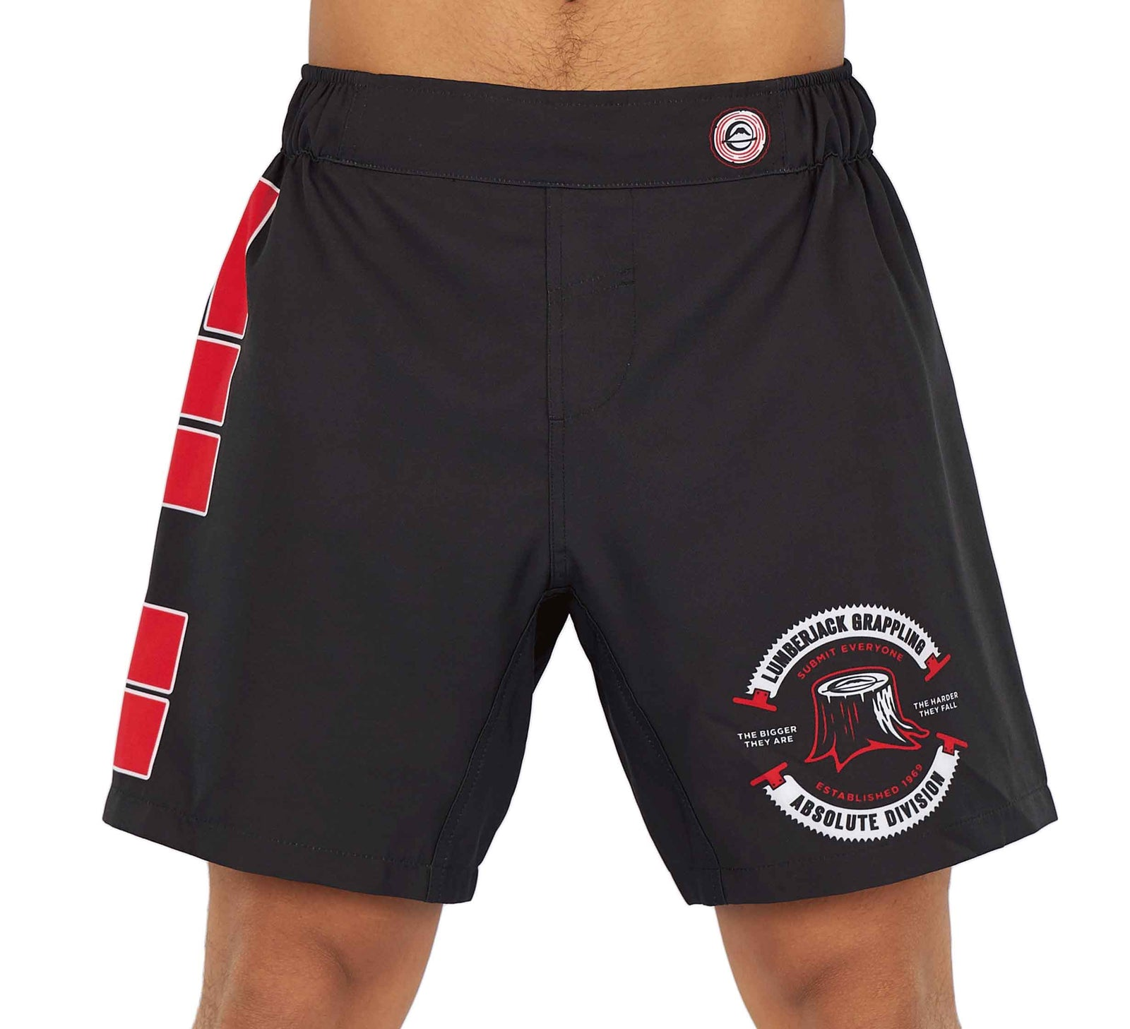 Lumberjack Match Shorts