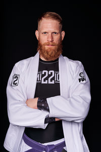 Mission 22 White Gi