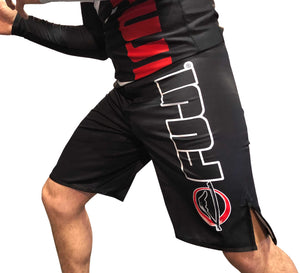 Obsidian Fight Shorts
