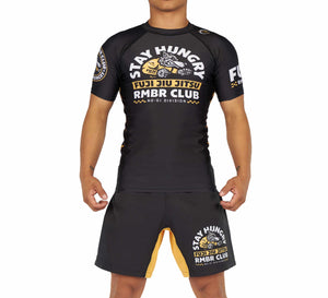 FUJI x RMBR Club Stay Hungry NOGI Bundle (2 Items)