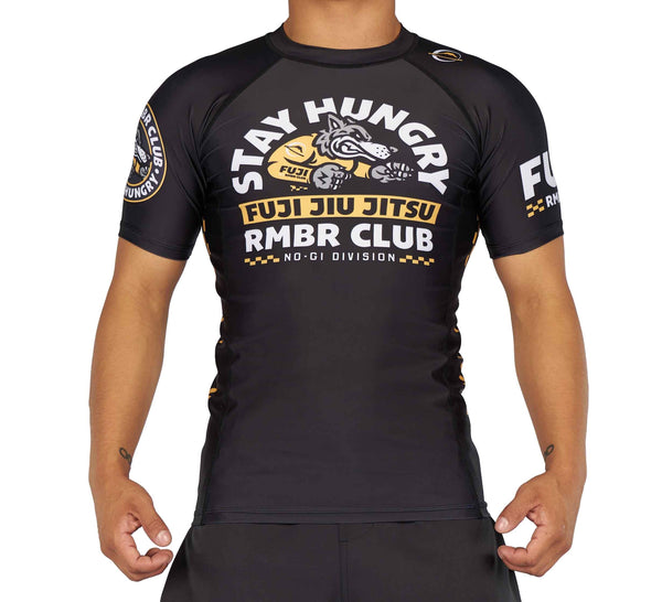 FUJI x RMBR Club Stay Hungry Rashguard
