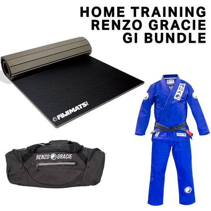 Home Training Renzo Gracie Gi Bundle (3 Items)