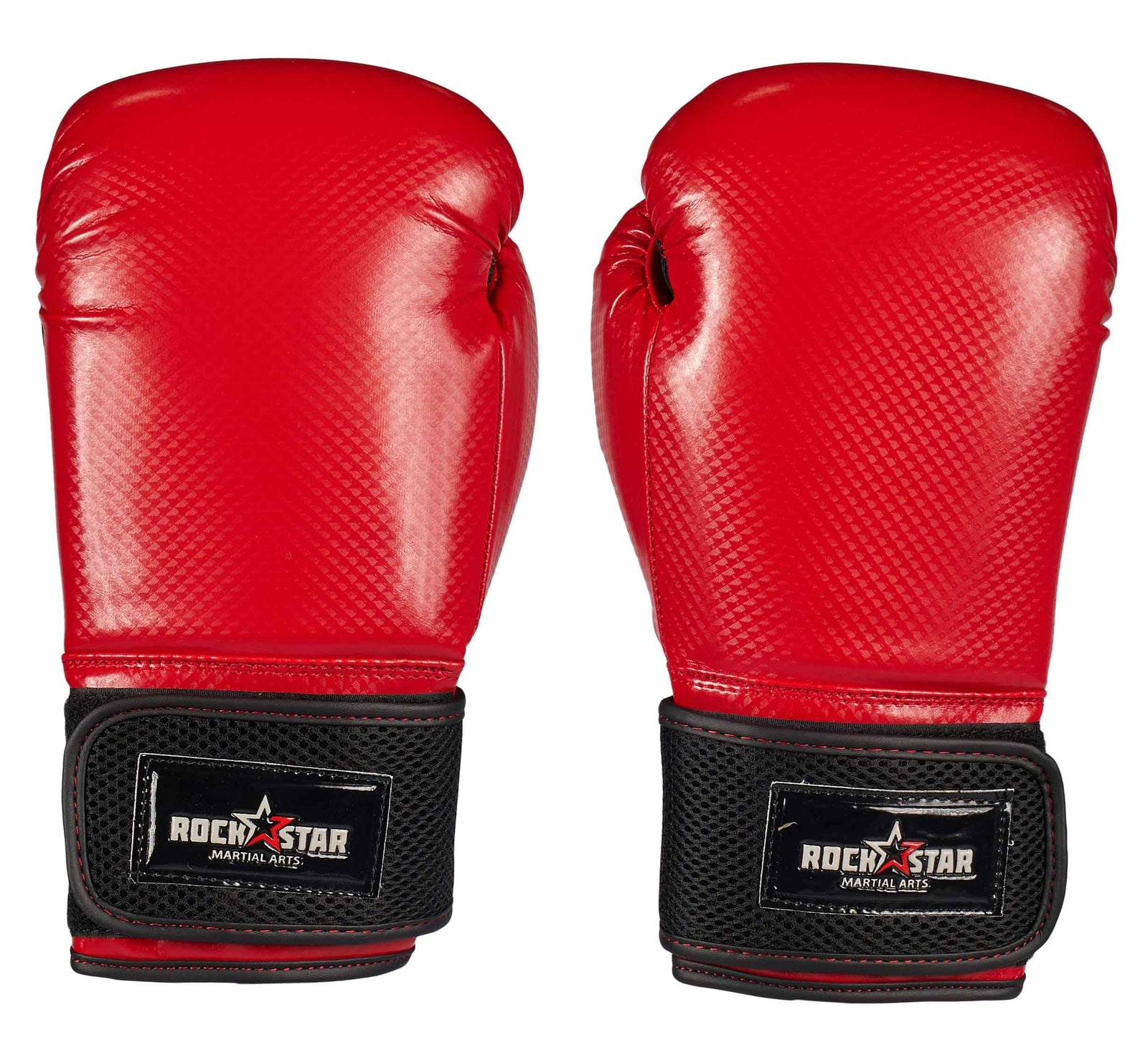 Rockstar Adult Boxing Gloves (16oz)